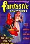 Fantastic Adventures, January 1941