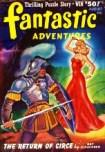 Fantastic Adventures, August 1941