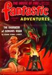 Fantastic Adventures, January 1942