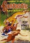 Fantastic Adventures, March 1942