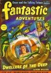 Fantastic Adventures, April 1942