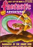 Fantastic Adventures, May 1942