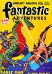 Fantastic Adventures, July 1942
