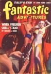 Fantastic Adventures, November 1942