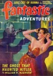 Fantastic Adventures, December 1942
