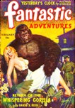 Fantastic Adventures, February 1943