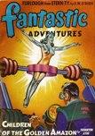 Fantastic Adventures, April 1943
