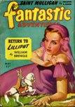Fantastic Adventures, May 1943