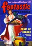 Fantastic Adventures, June 1943