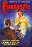 Fantastic Adventures, July 1943