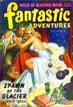Fantastic Adventures, December 1943
