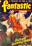 Fantastic Adventures, February 1944