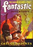 Fantastic Adventures, October 1944