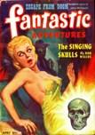 Fantastic Adventures, April 1945