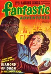 Fantastic Adventures, July 1945