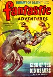 Fantastic Adventures, October 1945