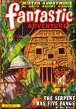 Fantastic Adventures, December 1945