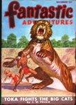 Fantastic Adventures, December 1947