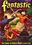 Fantastic Adventures, March 1948