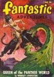 Fantastic Adventures, July 1948