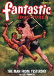 Fantastic Adventures, August 1948