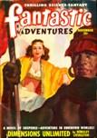 Fantastic Adventures, November 1948