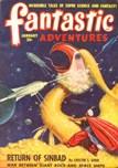Fantastic Adventures, January 1949