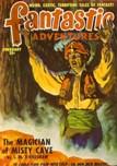 Fantastic Adventures, February 1949