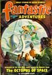 Fantastic Adventures, October 1949