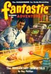 Fantastic Adventures, December 1949
