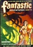 Fantastic Adventures, January 1950