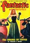 Fantastic Adventures, June 1950