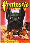 Fantastic Adventures, July 1950