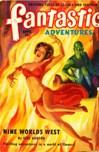 Fantastic Adventures, April 1951