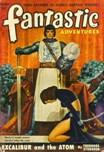 Fantastic Adventures, August 1951