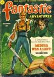 Fantastic Adventures, October 1951