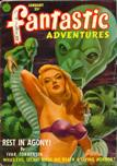 Fantastic Adventures, January 1952