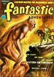 Fantastic Adventures, February 1952