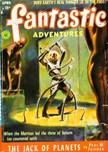 Fantastic Adventures, April 1952