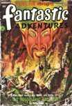Fantastic Adventures, January 1953