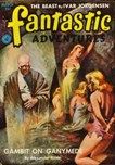 Fantastic Adventures, March 1953
