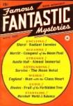 Famous Fantastic Mysteries, November 1939
