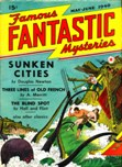 Famous Fantastic Mysteries, May 1940