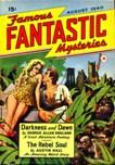 Famous Fantastic Mysteries, August 1940