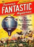 Famous Fantastic Mysteries, December 1940
