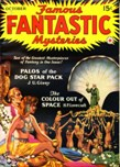 Famous Fantastic Mysteries, October 1941