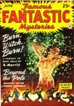Famous Fantastic Mysteries, June 1942