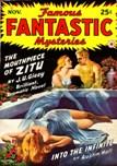 Famous Fantastic Mysteries, November 1942
