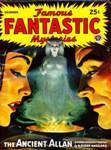 Famous Fantastic Mysteries, December 1945