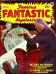 Famous Fantastic Mysteries, February 1946
